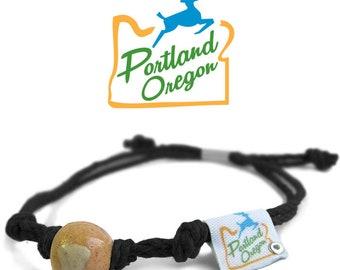 Portland Oregon Bracelet Anklet