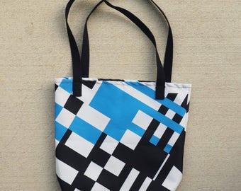 Mauretania dazzle camouflage tote bag (Limited edition)