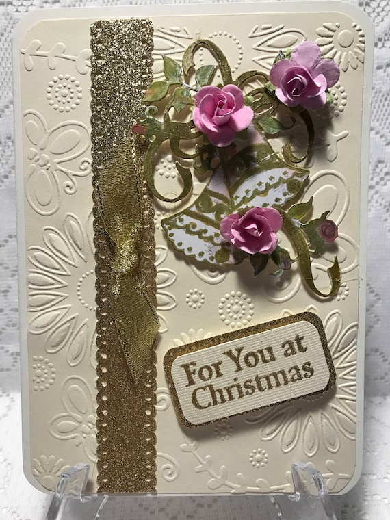 christmas beautiful handmade greeting cards from the heart
