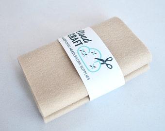 100% Wool Felt Roll - 12x90cm -'Chai'