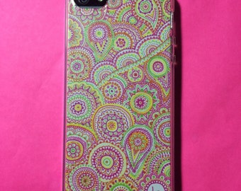 "Phone case for iPhone 5/5S ""LOLLIPOP"""
