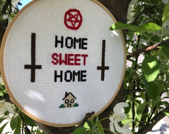Home sweet home with a twist