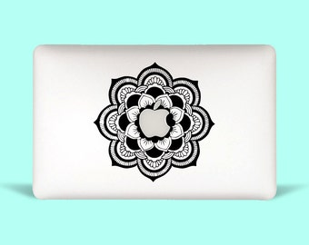 Mandala - Computer Decal
