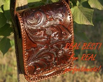 SALE 50% Only for first buyers! leather bag, bag, messenger bag, handbag, shoulder bag, clutch, crossbody bag, leather laptop bag,Carved bag