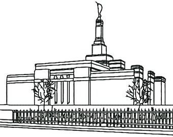 LDS Adelaide Australia Temple