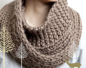 PATTERN Knittles Tidal Wave Cowl