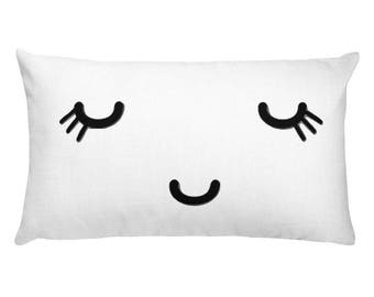 Happy Long Pillow