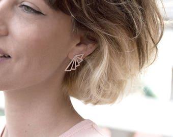 MILLENNIAL - Ley 925 Silver earrings