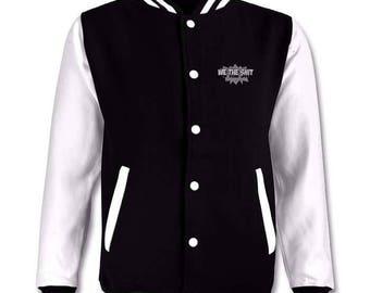 Dmnd gnf varsity jacket