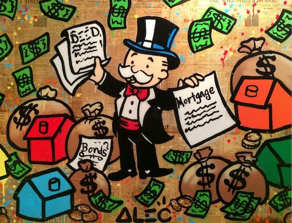 Monopoly Hypothek