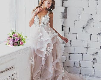 Blush Beach Dress