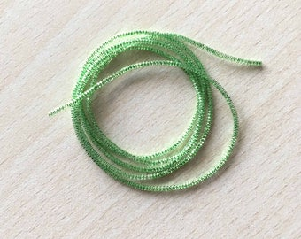 Purl curly lime 05696: spring metal