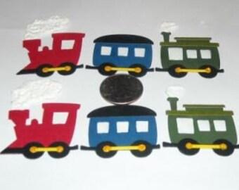 Train - 3 piece set x2