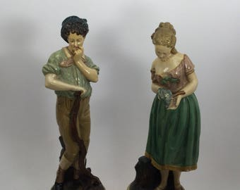 Borghese figurines