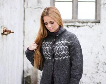 Icelandic design sweater