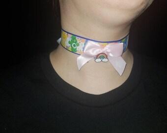 Care Bear Collar / Choker