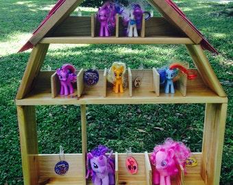 Play Pony Barn
