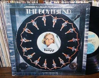 The Boyfriend Vintage Vinyl Musical Cinema Soundtrack Record