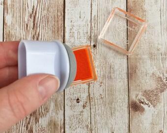 Sponge dauber for stencil, Applicators ink and paint, Tsukineko jumbo sponge dauber, Stencil Tool, Jumbo dauber
