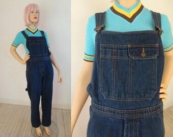Blau Denim Vintage insgesamt / / 100 % Baumwolle / / Toptex