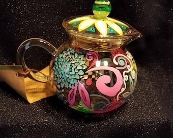 Zany Teapot