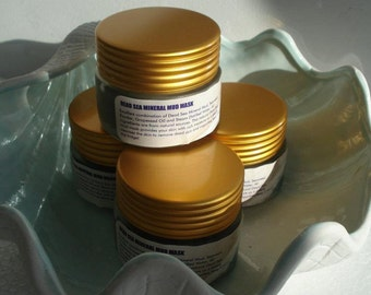 Dead Sea mineral mud mask/Chemical free face mask