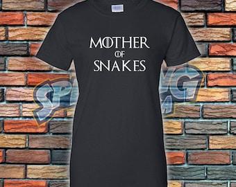 Mother of Snakes Ladies Tee