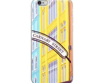 Carnaby Street iPhone Case