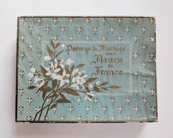 Vintage Wedding Set - Vintage Wedding Hairpiece - Vintage Bridal Set - Vintage Bridal Hairpiece - French Vintage Wedding - Vintage French