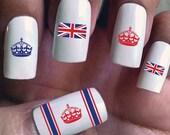 Union Jacks & Royalty - W...