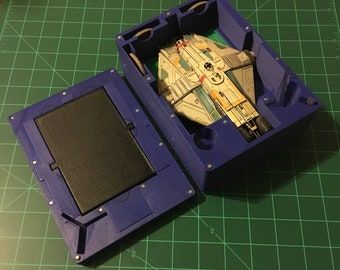 X-Wing Ghost (VCX-100) holder (3D print)