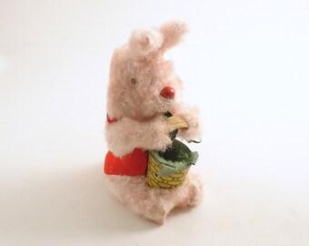 Vintage Wind Up Easter Bunny