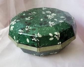 PSB-E01: Green Dream Tortoise Treasure Box