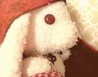 Little red ridding rabbit