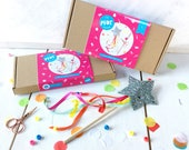 Featured shop the make arcade etsy journal for Princess wand craft kit