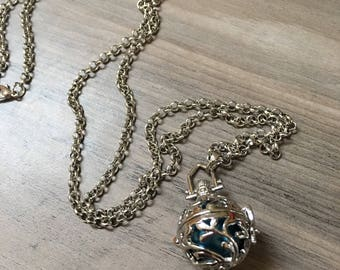 Angel Caller Maternity Bell Necklace