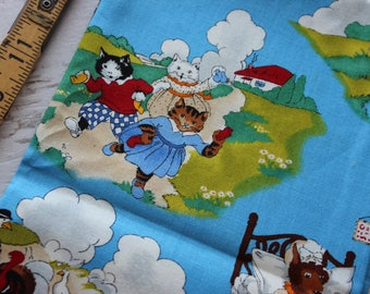 Fairy Tale Friends Fabric by American Jane Patterns Sandy Klop for Moda FQ Fat Quarter