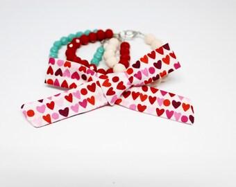 Mini Hearts Nora Bow