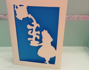 Tea party Greetings Cards