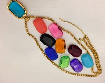 Joan Rivers Interchangeable Pendant Necklace