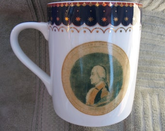 1994 Mt. Vernon The Home of George Washington Coffee Mug-Andrea by Sadek