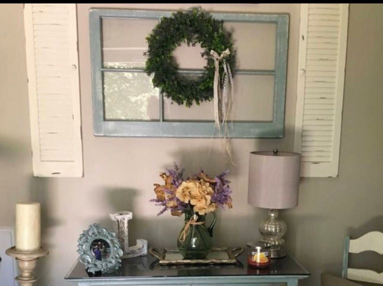 ON SALE mothers day gift for her mantel decor wreath