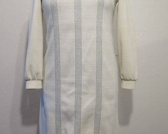 Vintage Kay Windsor Dress, 1960's Vintage Dress with Long Sleeves, Kay Windsor The Look You Love