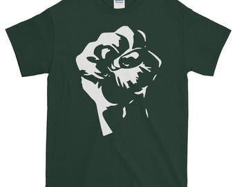 Black Power Short sleeve t-shirt
