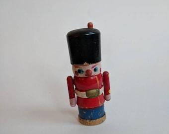 Vintage Christmas Soldier