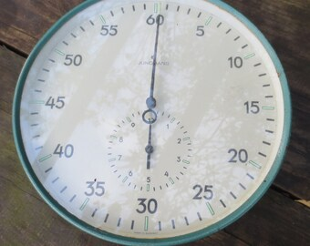 Vintage Science timer made by Junghams of germany