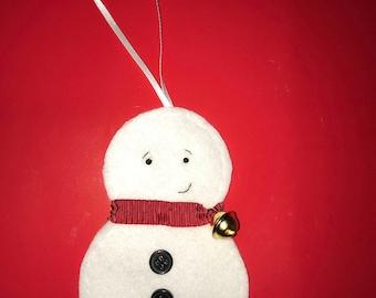 Mr Happy Snowman