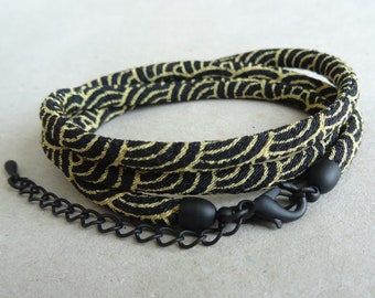 Kimono Wave Bracelet