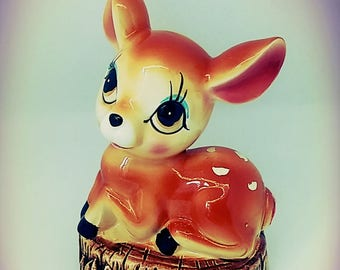 Fawn Money bank
