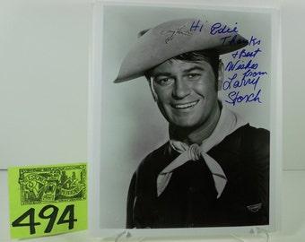 1990's Larry Storch Autographed Publicity Photo.